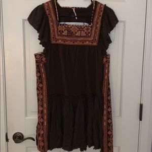 BRAND NEW Free People Embroidered Dress